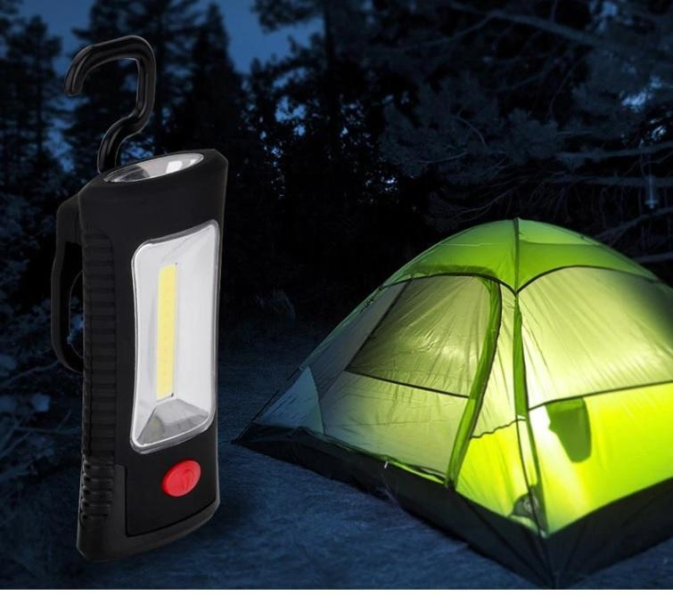 DUAL Mode LED Light For Daily Use, Emergencies, Outdoor Activities