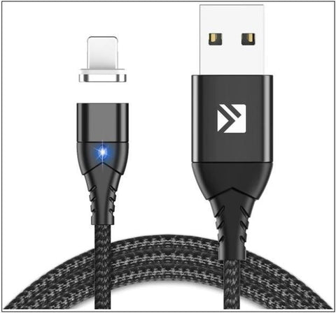 Amazing NEW Magnetic Charging Cable Is Easy To Use, Fast Charging and Indestructible!
