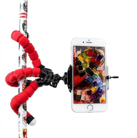 Image of The Octopus 360XL Tripod For Your Mobile Phone!