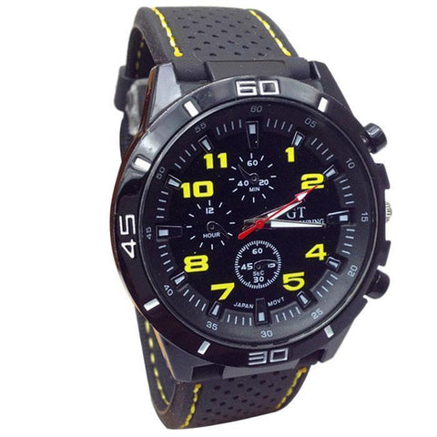 Image of You Get This Amazing Tactical/Sports Quartz Watch FREE Today! Select From FIVE Colors And Get Yours Now!