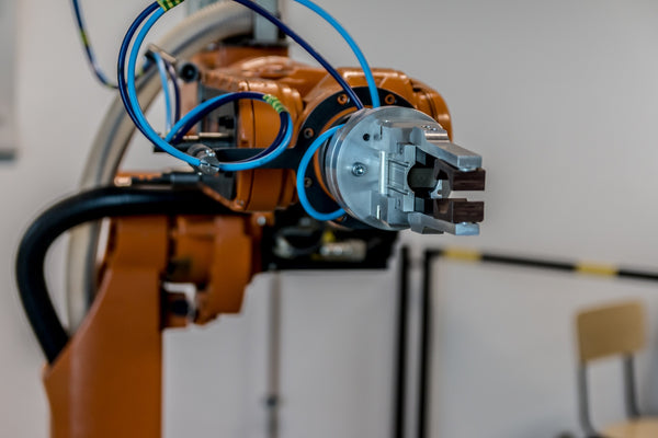 Robotics In The Fluid Power Industry