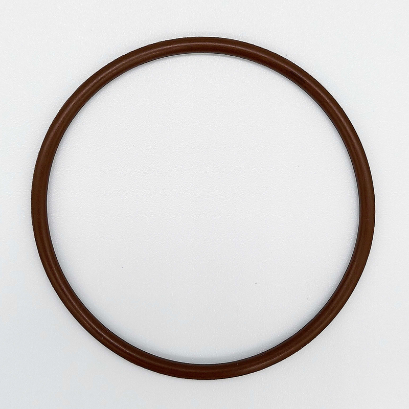 "1.720"" ID x 1.956"" OD x 0.118"" CS O'Ring 75 Duro Brown Viton"
