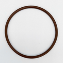 "2.090"" ID x 2.326"" OD x 0.118"" CS O'Ring 75 Duro Brown Viton"