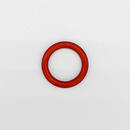 10.0mm ID x 14.0mm OD x 2.0mm CS O'Ring 70 Duro Red Silicone