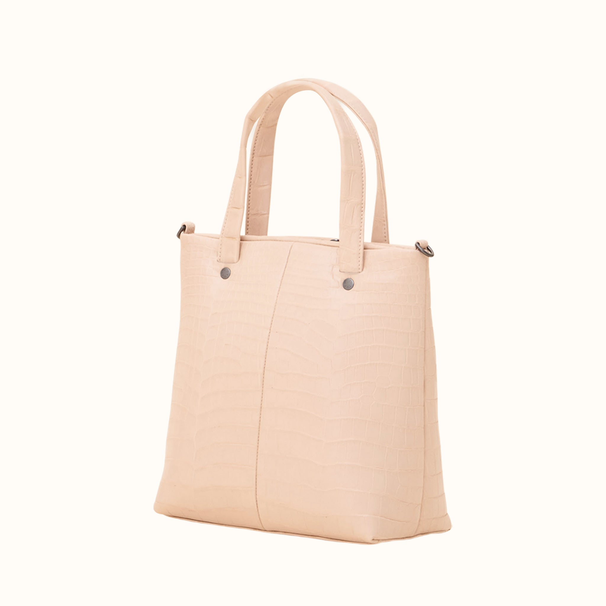 Medium Tote [Nude]