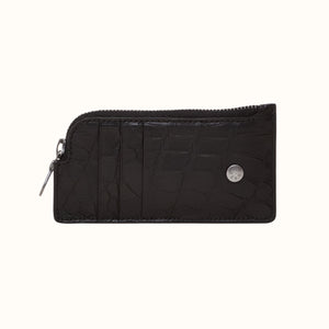Card and Coin Case [Black]