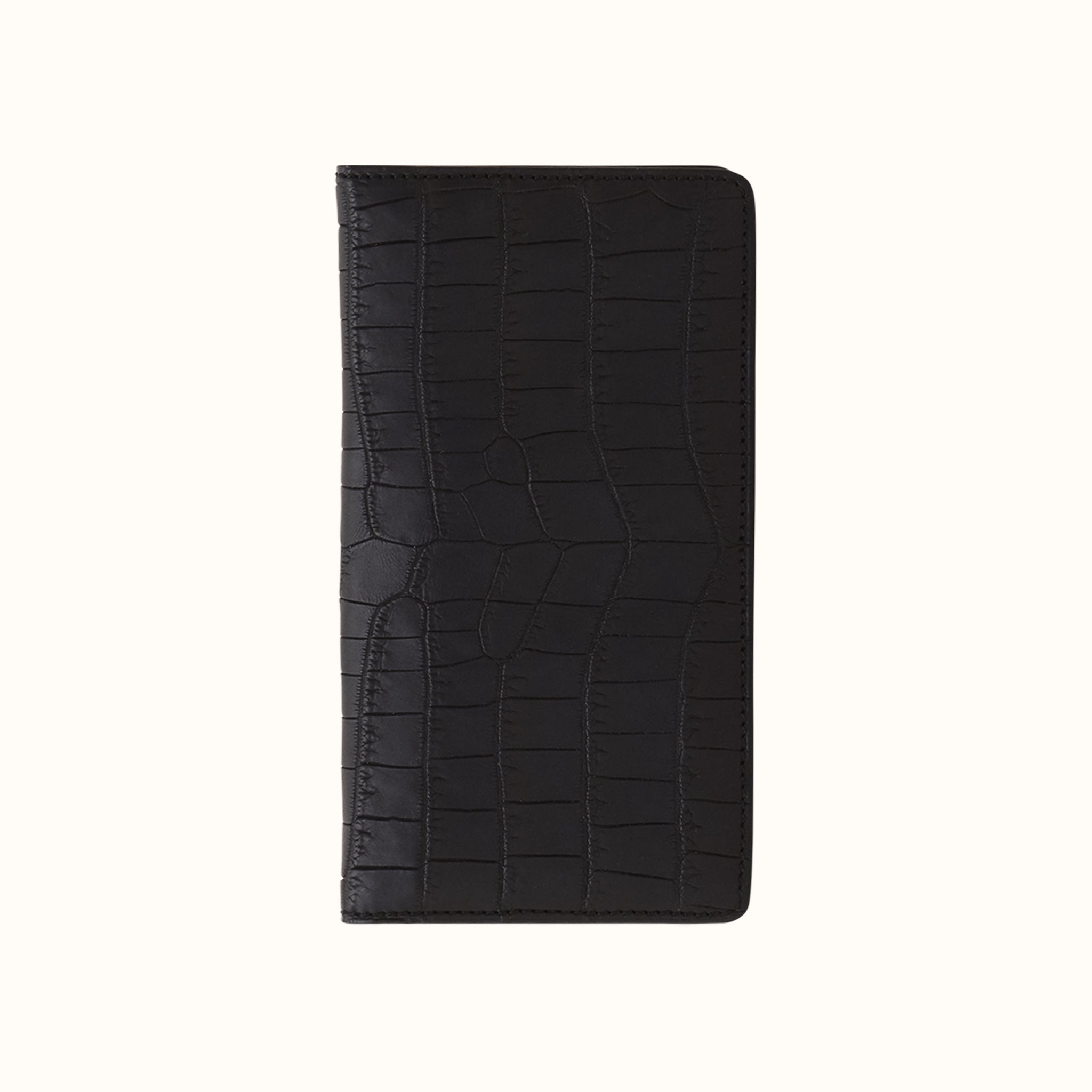 Coat Wallet [Black]