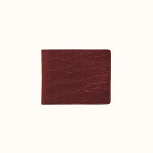 Billfold [Bordeaux]