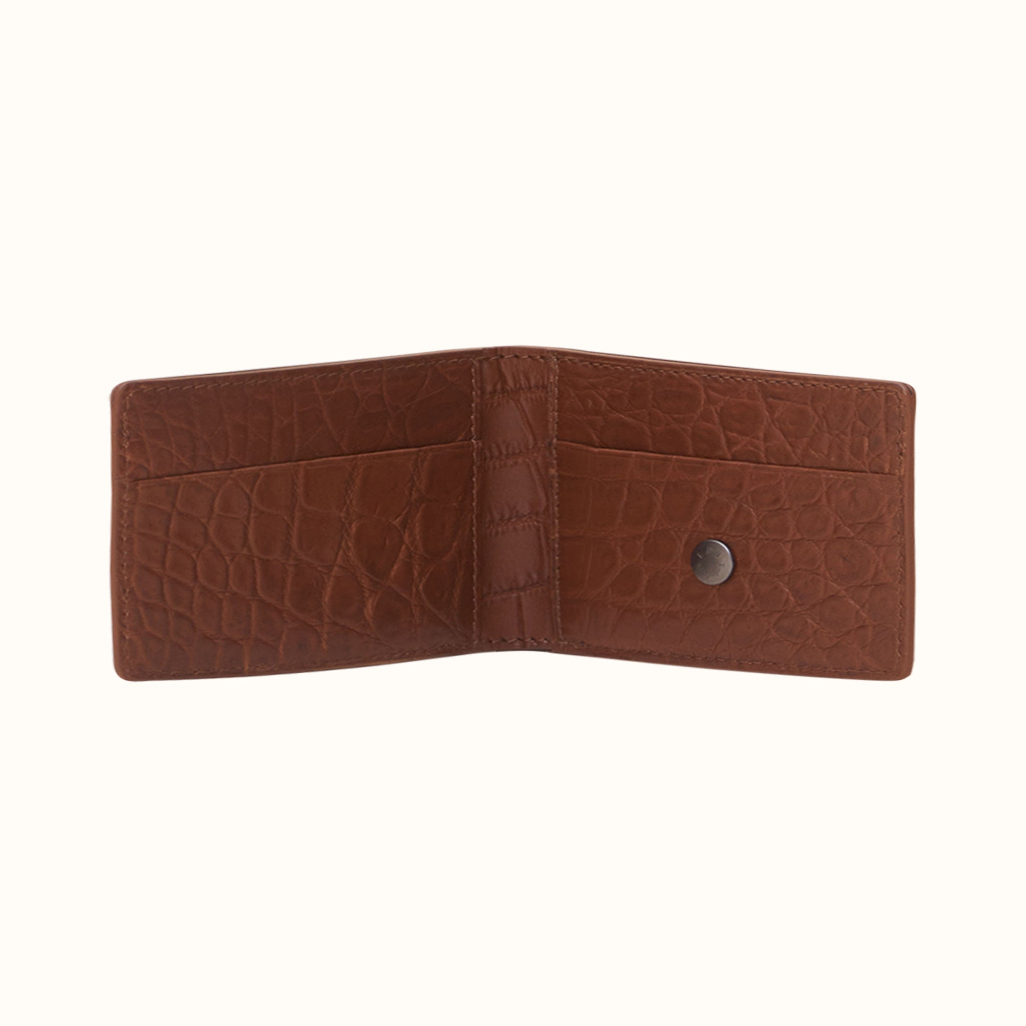 Dollar Billfold [Saddle]