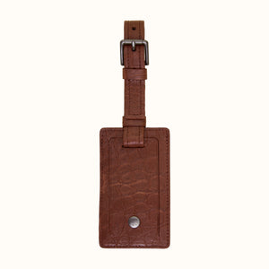 Luggage Tag [Saddle]