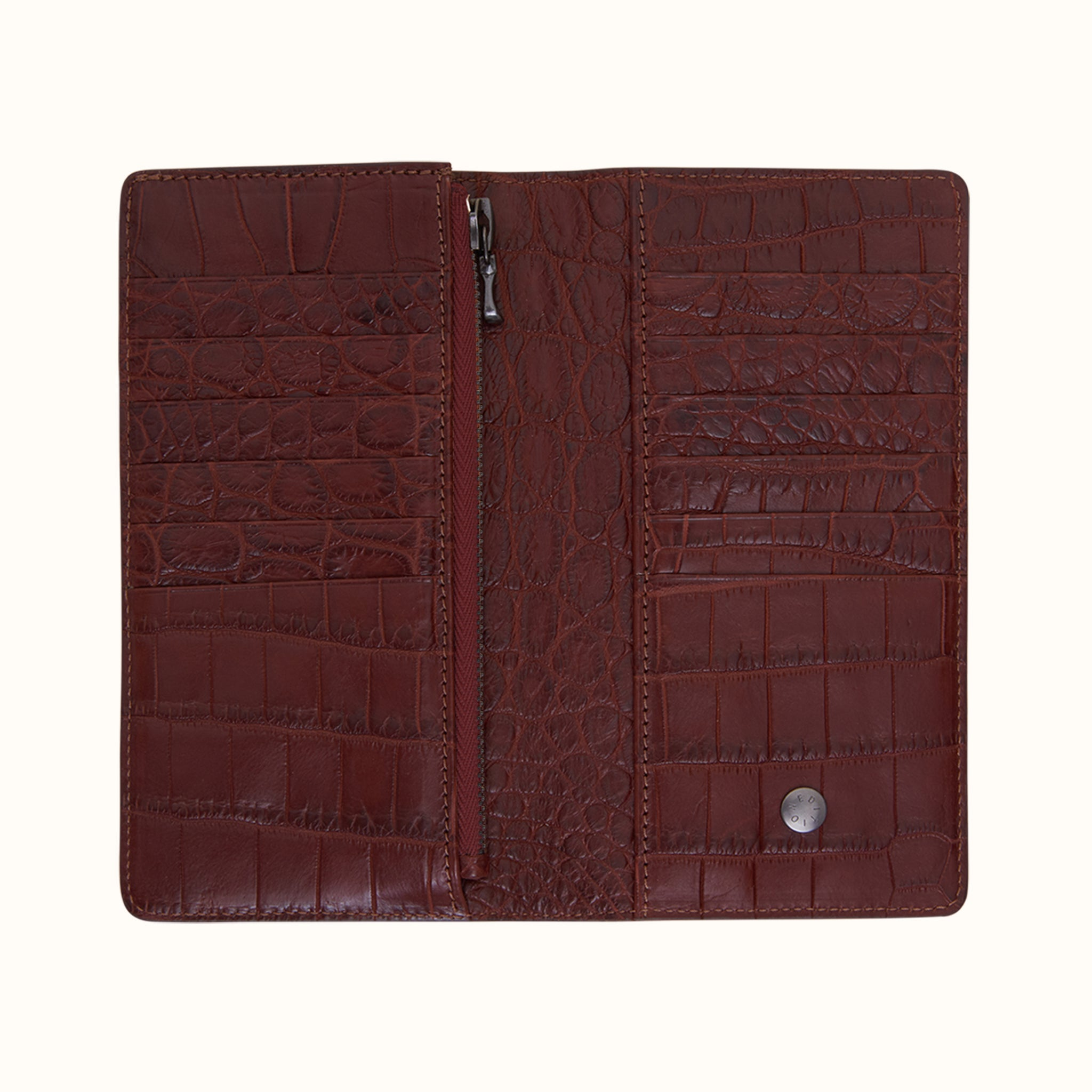 Coat Wallet [Bordeaux]