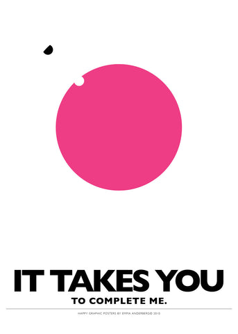 02. Poster - It takes you...