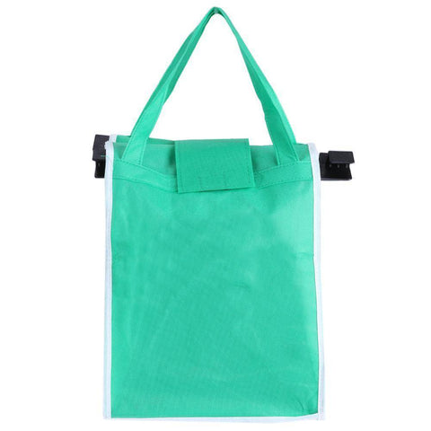 Image of Green Giant Clip 2 Cart Reusable Shopping Bag (Set of 2)