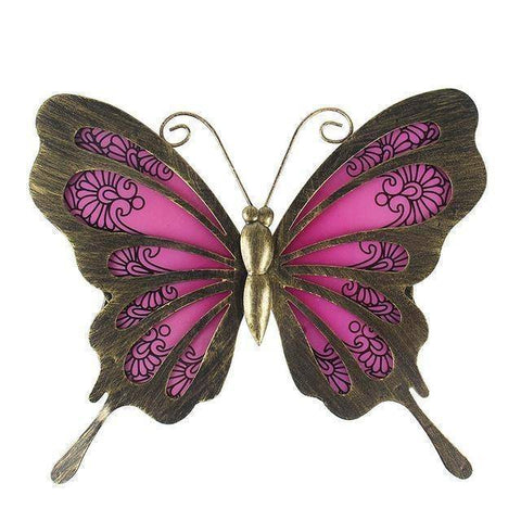 Image of Butterfly Hanging Statue