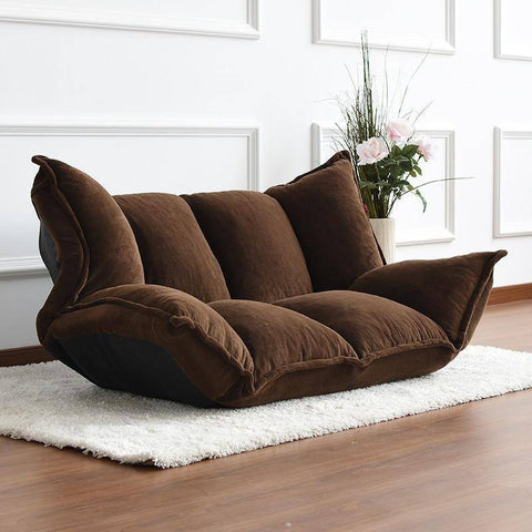 Image of Modern Japanese Futon Styled Sofa Bed