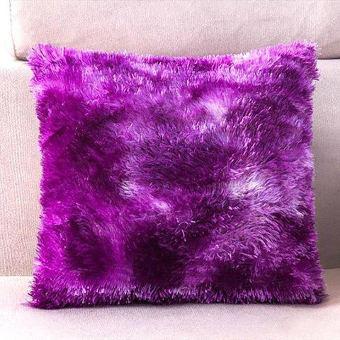 Image of Multi-Colored Galaxy Cushion Pillow Covers