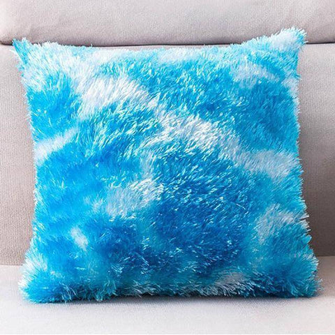 Multi-Colored Galaxy Cushion Pillow Covers