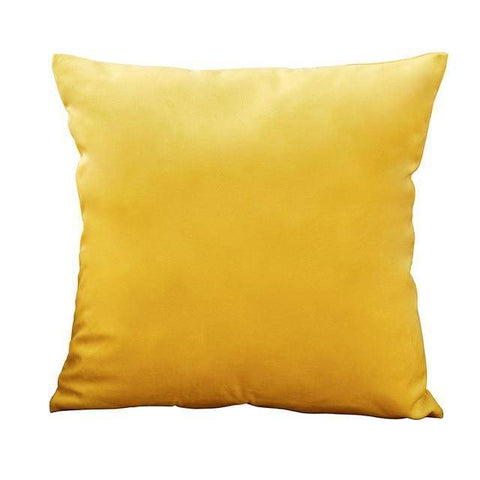 Image of Multi-Colored Velvet Cushion Pillow Covers