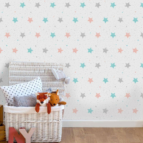 Image of Stary Time Peel & Stick Wallpaper