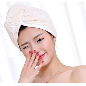 Ultra Absorbent Hair Drying Towel