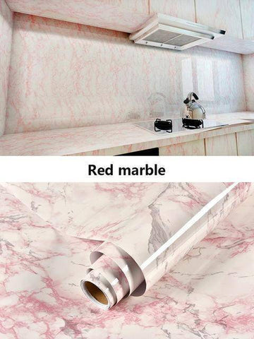 Image of RenoPro™ Multi-Purpose Marble Styled Peel & Stick Film 5 Sizes Available