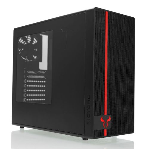 Riotoro CR488 Gaming Case with Window