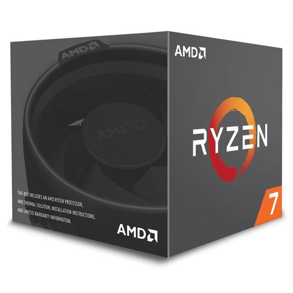 CPU AMD RYZEN 7 2700 / AM4 / BOX