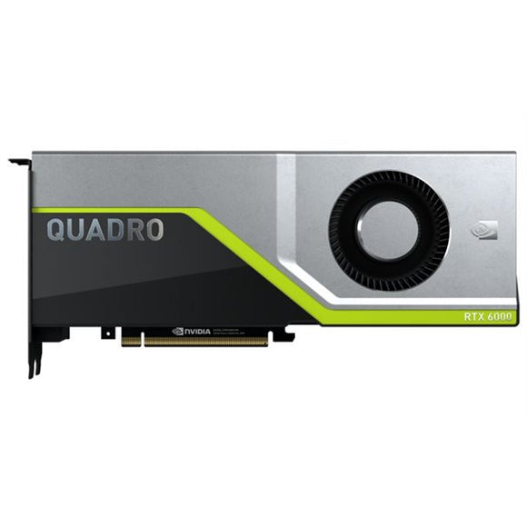 PNY 24GB Quadro RTX6000 4xDP/1xVL Full Retail