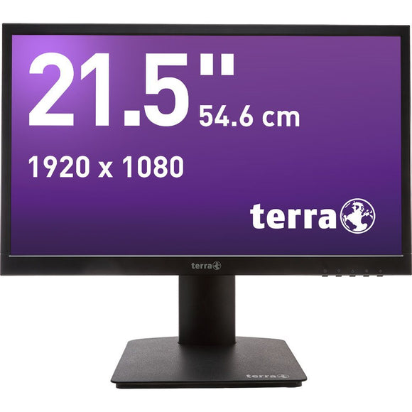 TERRA LED 2226W PV black HDMI GREENLINE PLUS