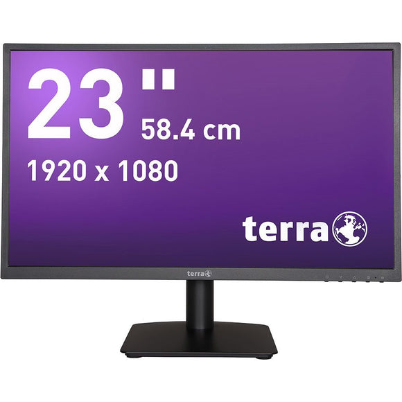 TERRA LED 2311W schwarz HDMI GREENLINE PLUS