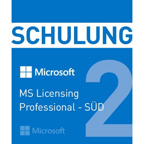 Schulung MS Licensing Professional - SÜD