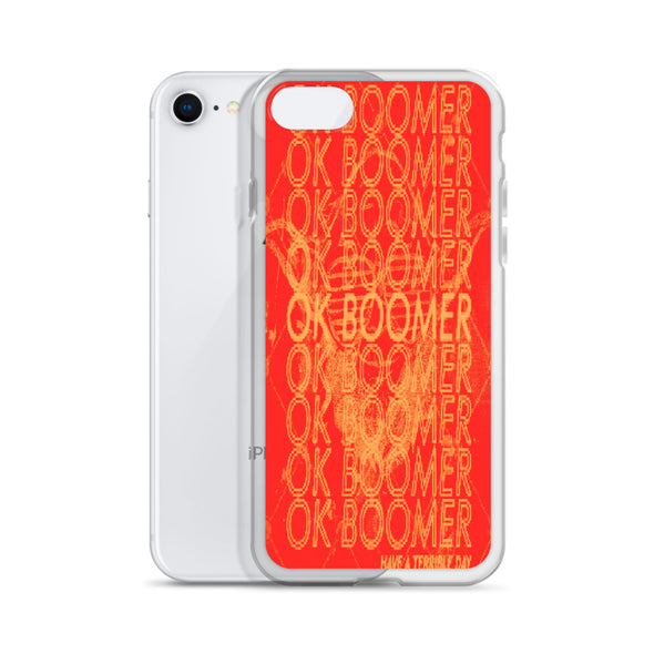 Official Swag iPhone Case