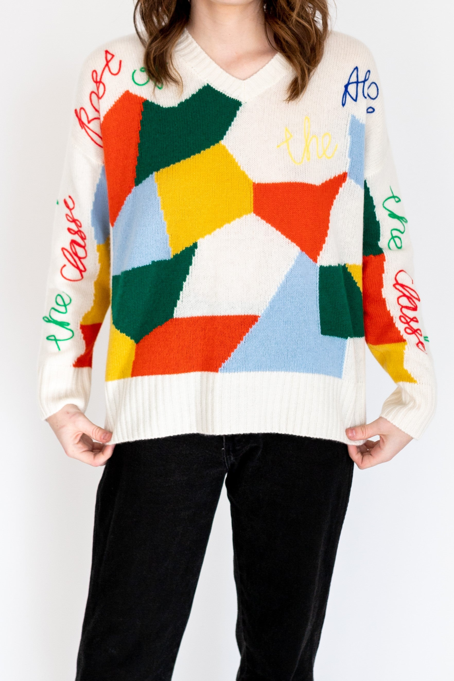 ALPS CASHMERE SWEATER