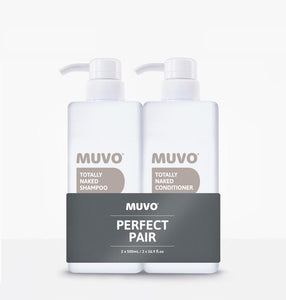 MUVO Totally Naked Perfect Pair Pack