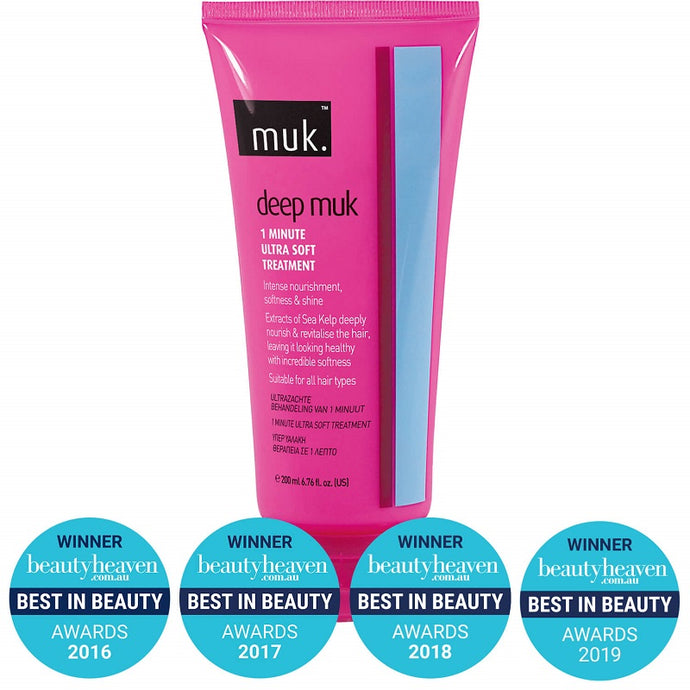Deep Muk 1 Minute Ultra Soft Treatment 200ml