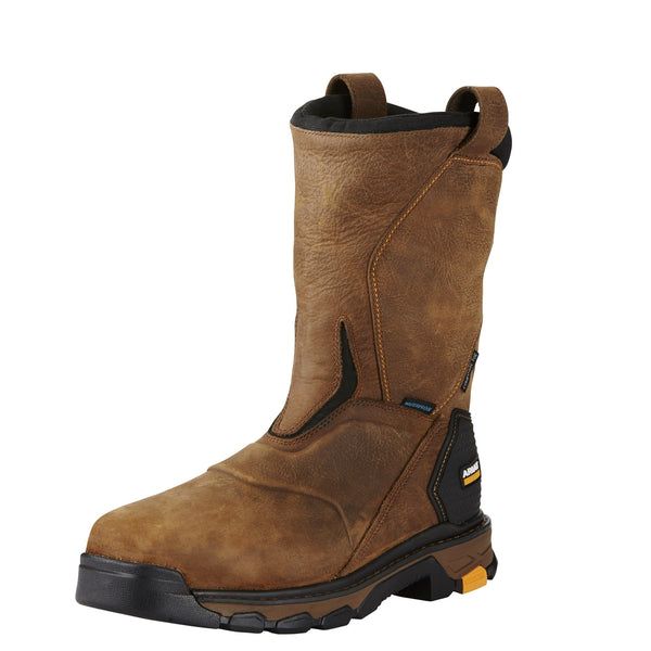 Ariat® Intrepid Pull-On Waterproof Composite Toe Work Boot