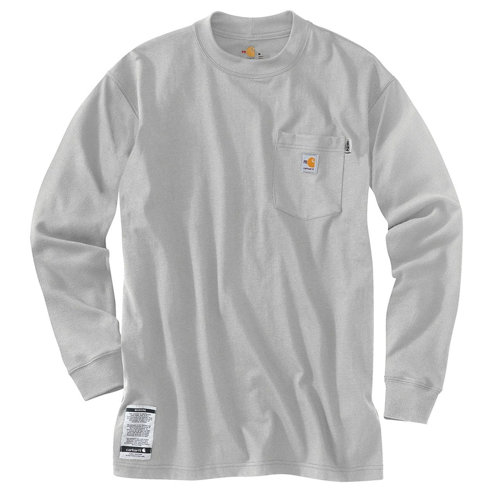Carhartt FR® Force Cotton L/S T-Shirt