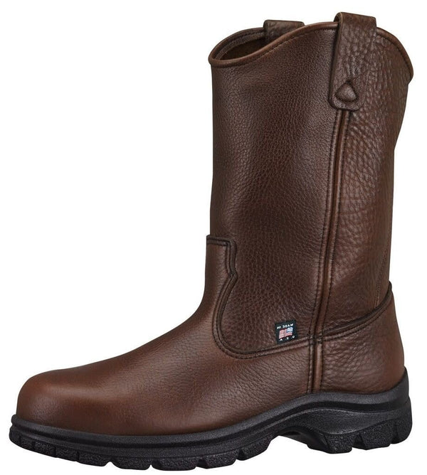 Men's American Heritage Steeltoe Wellington Boot