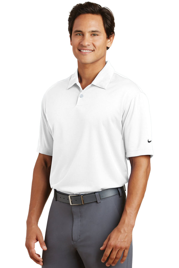 Nike® Dri-FIT Pebble Texture Polo