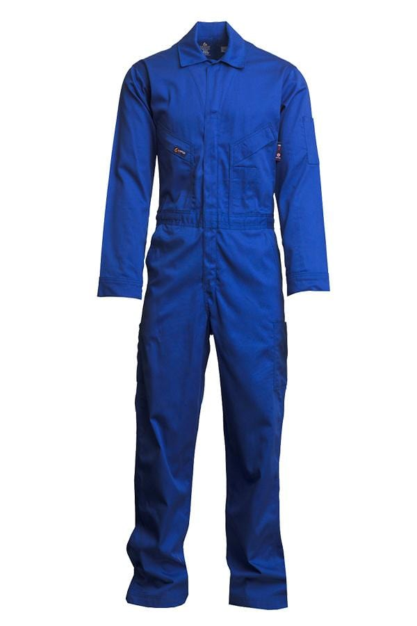 LAPCO FR™ Deluxe Coveralls | 7oz. 100% Cotton