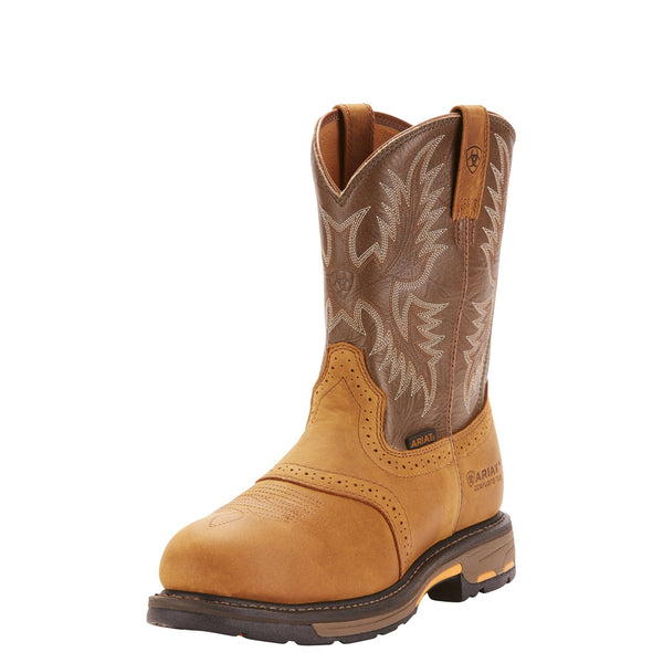 Ariat® - WorkHog® Pull-On Composite Toe Boot