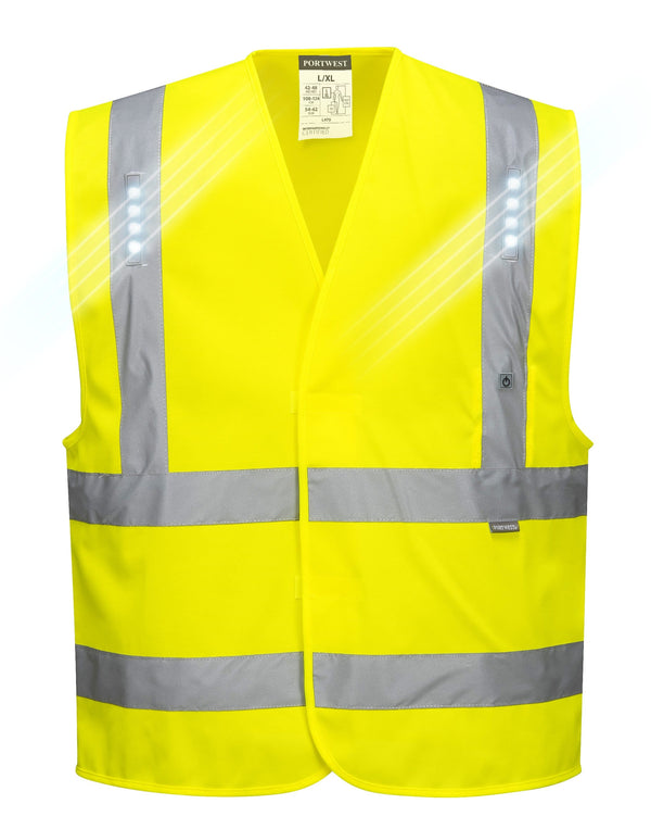 PORTWEST® Vega LED Vest