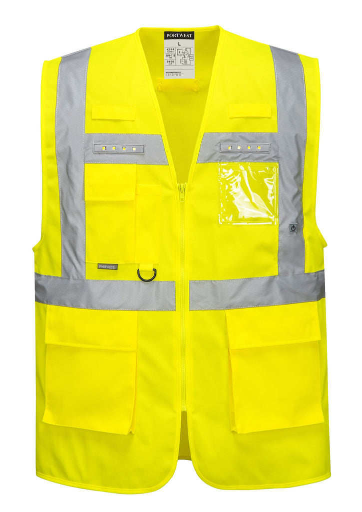 PORTWEST® Orion LED Executive Vest