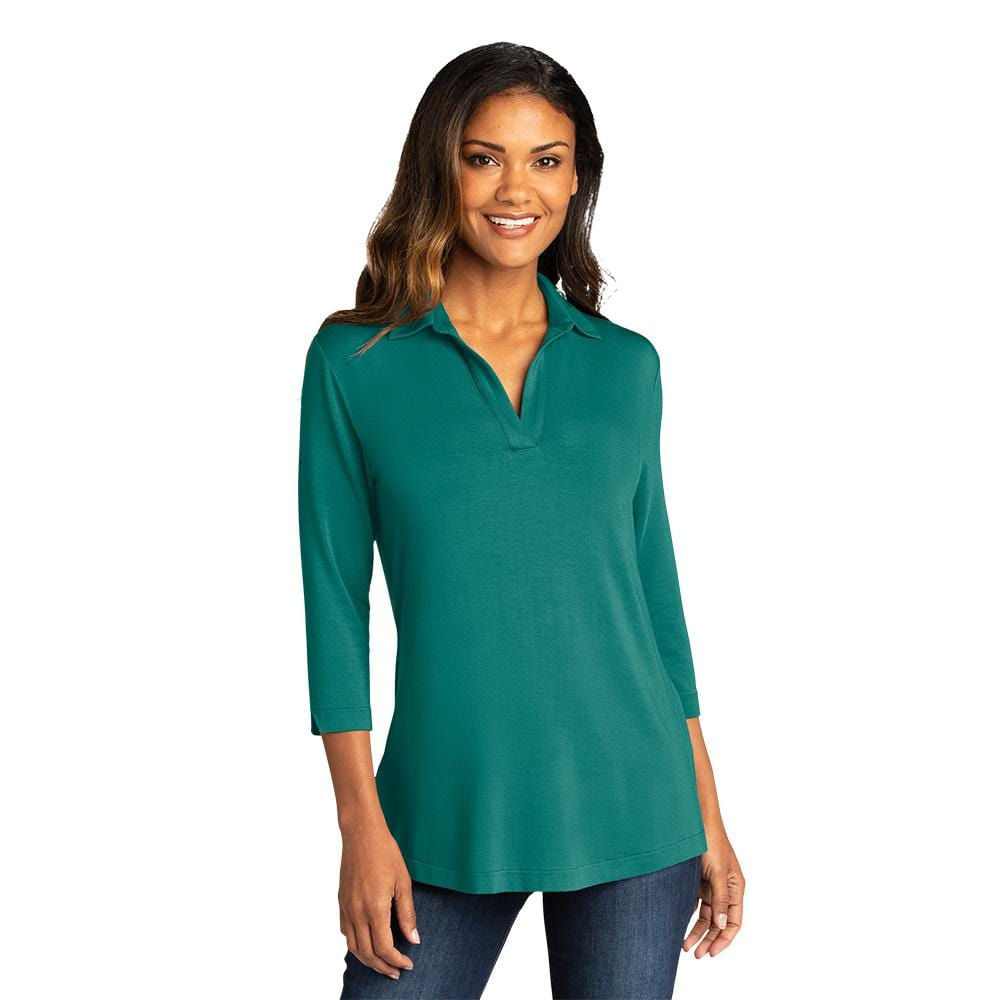 Port Authority® Ladies Luxe Knit Tunic
