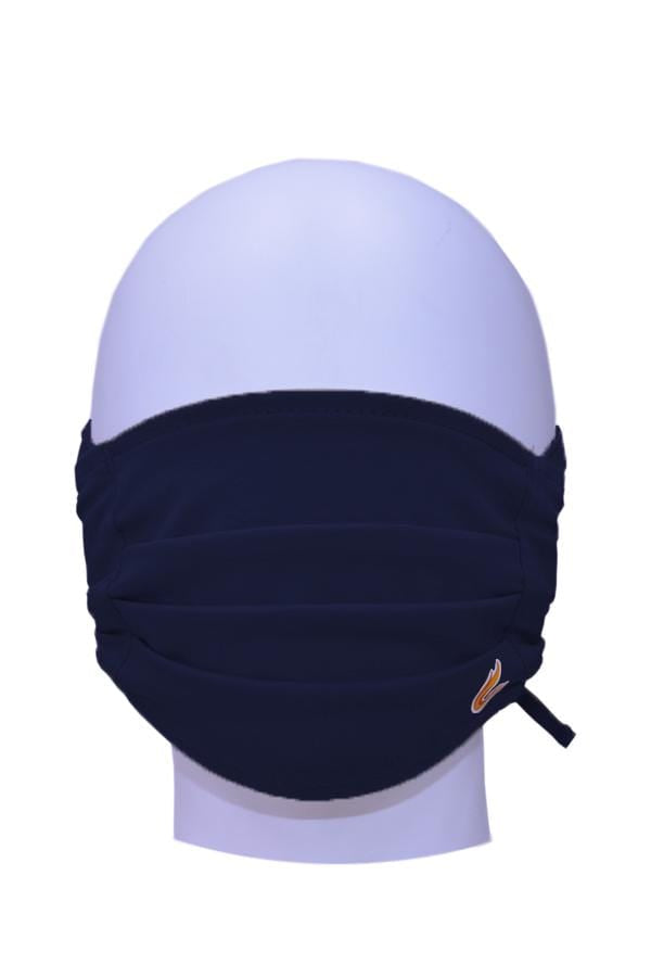 6oz. FR Navy Face Mask I 93/7 Blend Knit