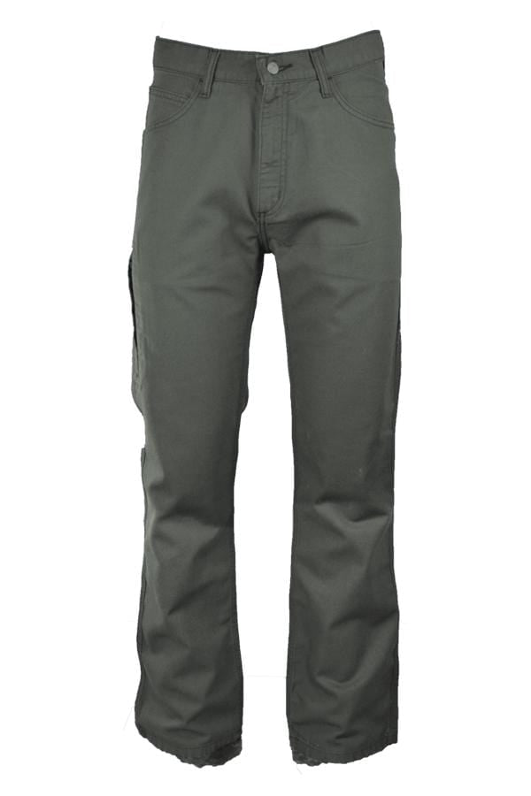 LAPCO FR™ Moss Green Canvas Jeans I 8.5 oz. Westex® UltraSoft®