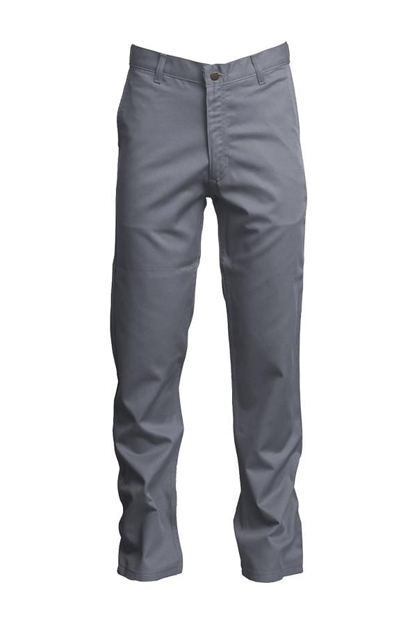 LAPCO FR™ Gray Uniform Pants I 7 oz. Westex UltraSoft AC®