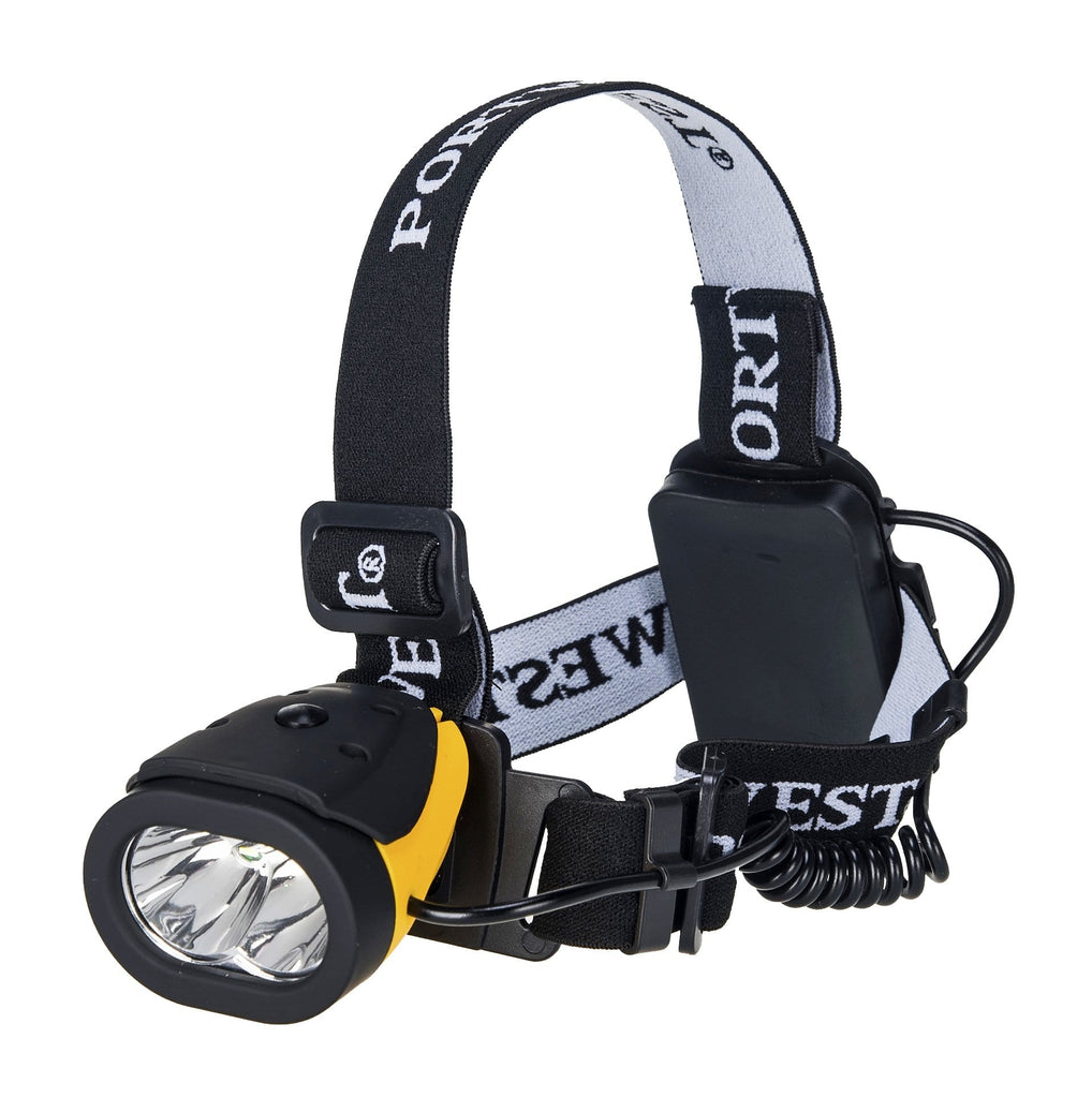 PORTWEST® Dual Power Head Light