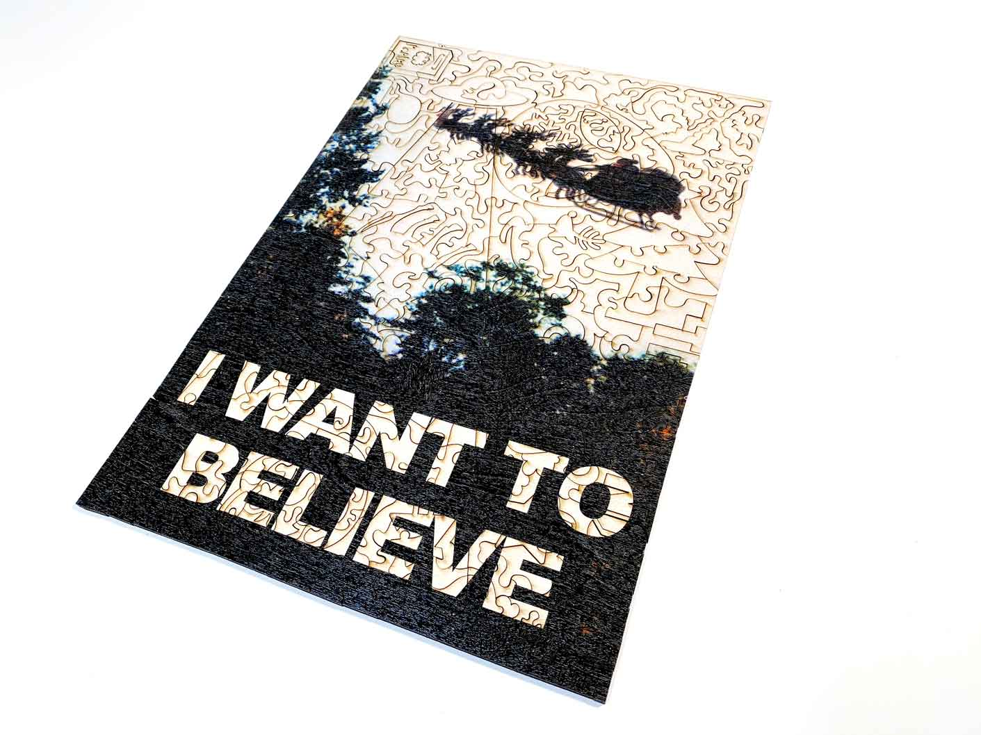 I Want To Believe - Puzzle