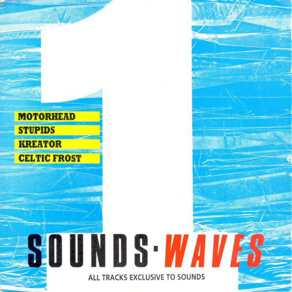 "Various : Sounds ∙ Waves 1 (7"")"